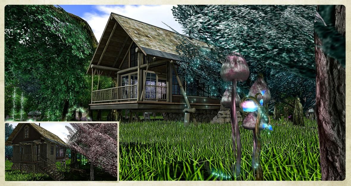 Convair - Forest Cabin - Builders Box