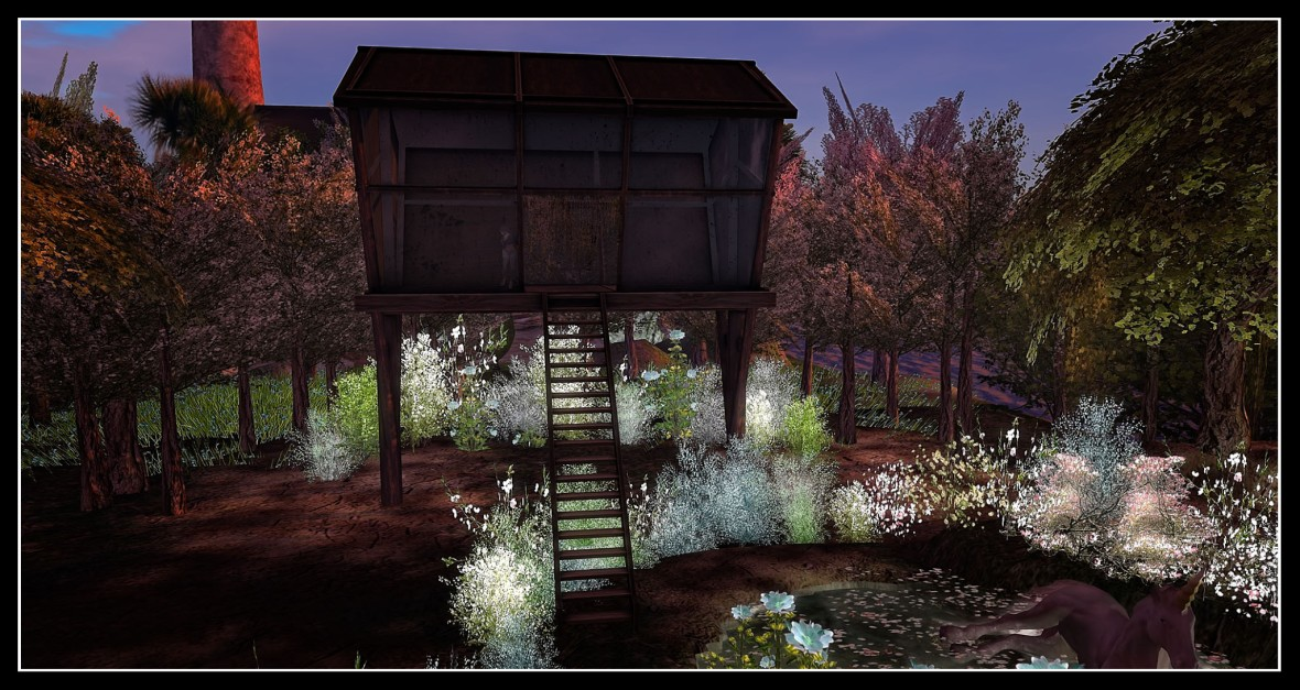 uk - Woodland Outpost V4