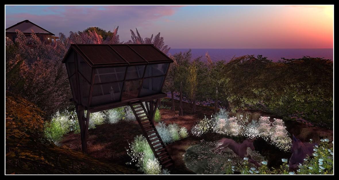 uk - Woodland Outpost
